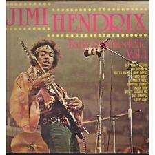 Jimi Hendrix Lp Vinile Early Psychedelic Vol 1 Ricordi ORL 8721 Orizzonte Nuovo