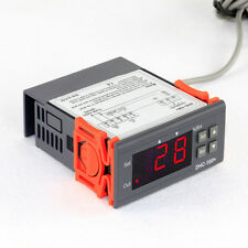 220V Digital Air Humidity Control Sensor Controller Hygrostat 0~990%RH DHC-100+