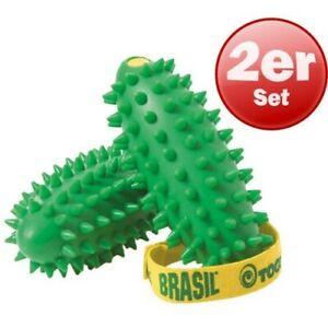 TOGU ® Brasil Massageball Noppenball Igelball 2 Stück