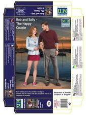 Master Box 1/24 Bob and Sally - The Happy Couple