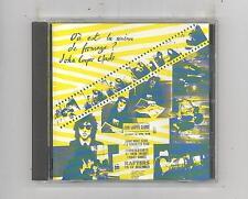 (CD) Ou Est La Maison De Fromage / John Cooper-Clarke /  Punk, Spoken Word