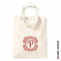 PERSONALISED Name Favour Party Gift Canvas Tote Bag | Monogram