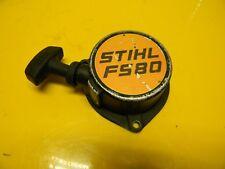 STIHL TRIMMER FS80AV STARTER    --------------  BOX2023Y