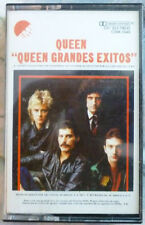 1981 2 CASSETTE SET GRANDES EXITOS & FREDDIE MERCURY CD Tribute to Killer QUEEN