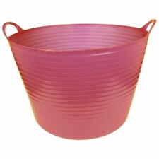 More details for flex tub buckets horse feeding water storage elements stable easy grip plastic