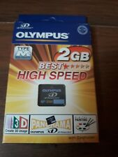 Tarjeta de Memoria XD Olympus M+ 2GB High Speed