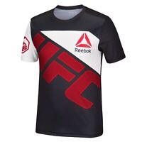 Reebok Khabib Nurmagomedov UFC Fight Kit Official Walkout Jersey Men's