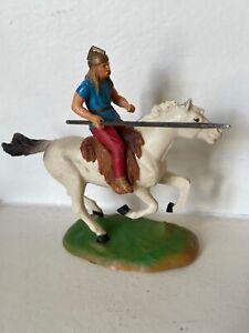 Clairet - Cavalier Gaulois avec lance