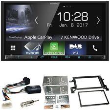 Kenwood DMX-7017DABS Bluetooth Autoradio Einbauset für Suzuki Grand Vitara JT