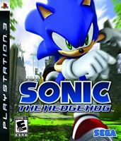 Sonic the Hedgehog - Playstation 3 [video game]