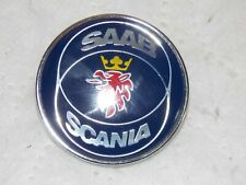 SAAB 900 CLASSIC Trunk Badge badge coffre 1982-1993 Cabriolet Turbo Injection