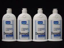 4 Dermasil Dry Skin Lipid & EFA Treatment Original Lotion Each 8 oz