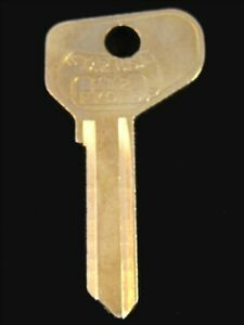 FT38 DOOR TRUNK Key Blank FERRARI 1968-95 LAMBORGHINI Countach 70-87 FIAT 67-83