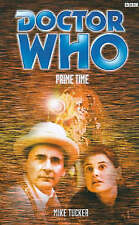 Doctor Who: Prime Time by Mike Tucker (Paperback, 2000)