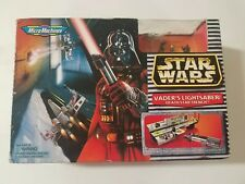 MICRO MACHINES STAR WARS VADERS LIGHTSABER DEATH STAR TRENCH 1996