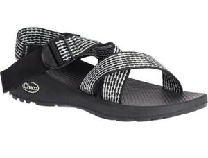 Chaco Women's Mega Z/cloud Adjustable Athletic Sandal Black J107076 Size 9