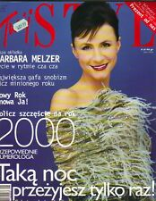 BARBARA MELZER Polish Twoj Styl Magazine 1/00 KRYSTYNA KOFTA