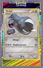 🌈Terhal - HS04:Indomptable - 43/90- Carte Pokemon Neuve Française