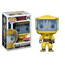 Funko Pop! Television: Joyce (Biohazard Suit) Stranger Things Target Exclusive