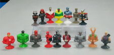 MARVEL MANIA MICROPOPZ SUPER HEROES COMPLETE SET OF 16