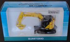 SUMITOMO CONSTRUCTION MACHINERY SH135X-7 Excavator 1/50 model from JAPAN #B00048