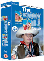 Benny Hill: The Benny Hill Annuals 1980-1989 DVD (2010) Benny Hill cert 12 9