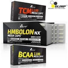 CREATINE MALATE TCM + HMBOLON + BCAA AMINO ACIDS -Whey Protein Pills Muscle Gain