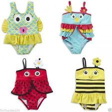 Novelty/Cartoon One-Piece Swimwear (0-24 Months) for Girls
