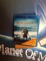 BRAVEHEART* BLU-RAY *DVD*NUOVO