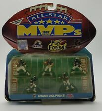 Miami Dolphins 1997 Galoob Poseable Figures Set   All-Star MVPs