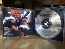 The Rock n' 70's. Various artists. 1989. Sony Music Select. Santana, Billie Swan