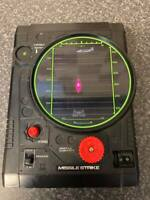 VINTAGE 1979 TOMY MISSILE STRIKE ELECTRONIC GAME MADE IN SINGAPORE VGC