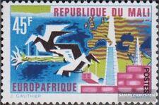 Mali 155 (kompl.Ausg.) postfrisch 1967 Europafrique