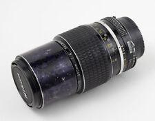 Nikon 200mm AI Lens