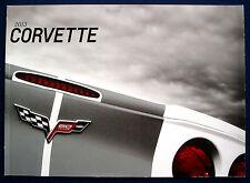 Prospekt brochure 2013 Chevrolet Chevy Corvette 60th Anniversary (USA)
