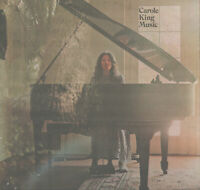 Carole King Music Vinyl Record Album Ode Record Label Lyric Booklet VG