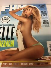 French FHM Elle Liberachi July 2011 NEW