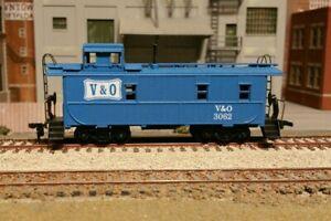 HO ATHEARN BLUE BOX VIRGINIAN AND OHIO V&O CABOOSE NIB