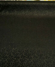P Kaufmann Toronto Black Bird Chenille Upholstery Fabric by the yard