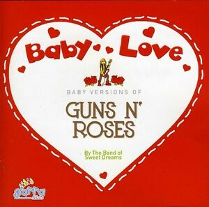 Band of the Sweet Dr - Baby Love-Guns 'N' Roses [New CD] Argentina - I