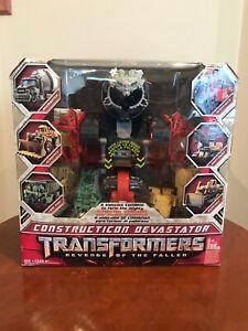 DEVASTATOR from transformers revenge of the fallen