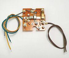 Kontaktplatte für Scheinwerfer BMW R25/3-R69S, neu!