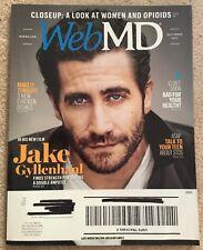 Web MD Magazine September 2017 0 Jake Gyllenhall in Stronger, Diet Soda, Opioids