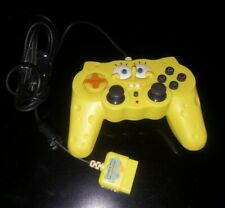 NICKELODEON SPONGEBOB SQUAREPANTS SONY PS2 PLAYSTATION 2 GAMEPAD CONTROLLER 2003