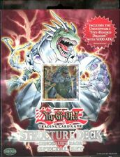 YUGIOH DINOSAUR'S RAGE STRUCTURE DECK *SPECIAL SET* BOX BLOWOUT CARDS