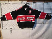 NASCAR Coca Cola Racing Family Jacket - Bobby Labonte- Chase Authentics Size XL