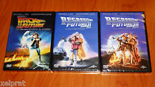 REGRESO AL FUTURO I II y III / BACK TO THE FUTURE I II y III - DVD R2 Precintada