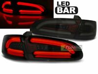 LTI LED Tail Lights for Seat IBIZA 6L 02-08 Smoke Red LHD LDSE19-ED XINO