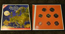AUTRICHE 2008  : BU coffret annuel 1 cent à 2 euro. Officiel.