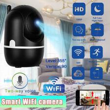 WIFI IP Kamera 720P HD Überwachungskamera Webcam Wlan Funk Innen IR Nachtsicht